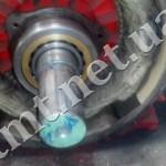 Дефектовка и ремонт электродвигателей с заменой подшипников, проточкой валов с последующей балансировкой и т.д